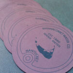 Nantucket Water Meter Coasters