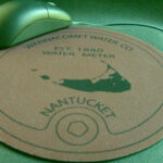 Nantucket Water Meter Mouse Pad