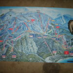 Telluride Ski Area Super Mousepad Doormat FULL COLOR